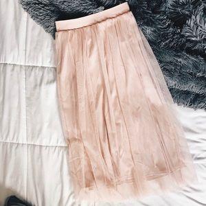 Basically brand new H&M tu-tu skirt